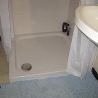 Vervangen zitbad door douche